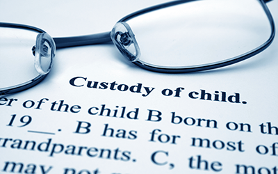 Child custody modification Salt Lake City