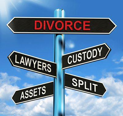 Signs of Divorce